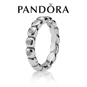 🎉HP🎉 Pandora Silver Hope Ice ring